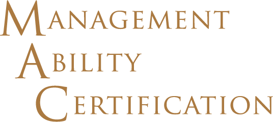 Management Ability Certification